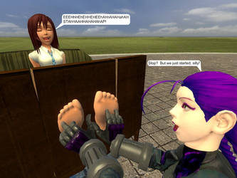GMOD: Kairi's Initiation 1 by GreenJack21