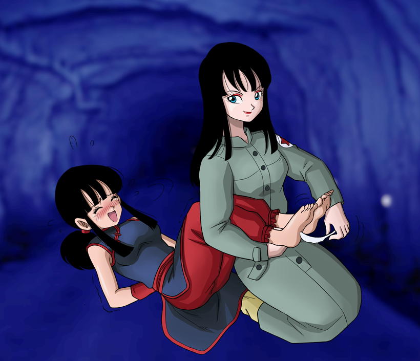 What Couldve Been: Chi-Chi and Mai by GreenJack21 on