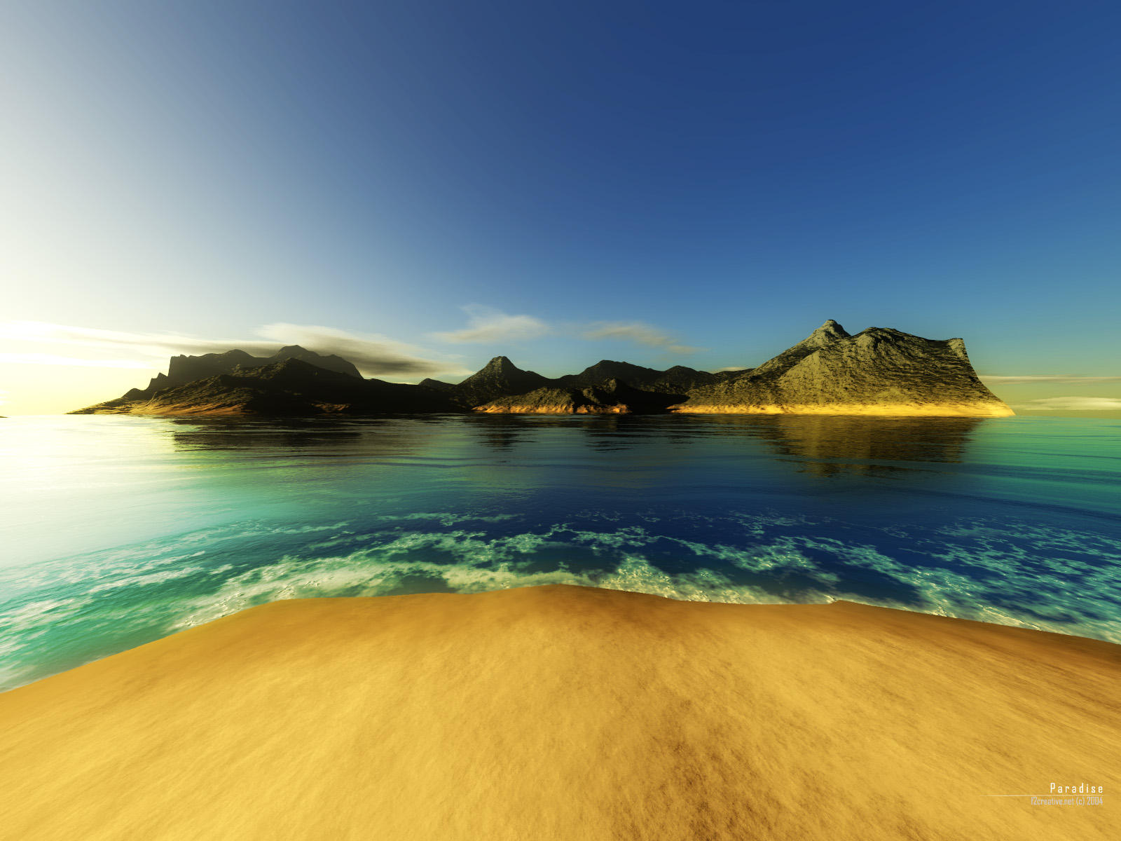 Exotic Paradise Wallpaper Beaches Nature Wallpapers in jpg format