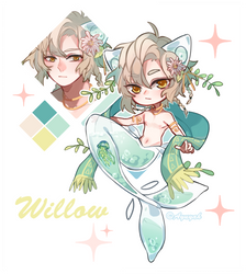[Adopt Auction] Willow #2  [CLOSED] by Ayuyah