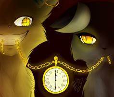 Tick Tock, It's 6 o' clock by XxCobaltChaosxX