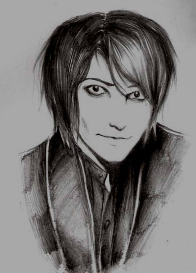 Gerard Way YES by SakuraKurosaki