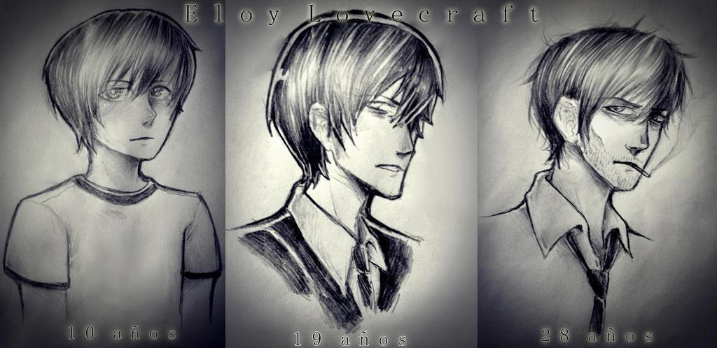 Eloy Lovecraft by SakuraKurosaki