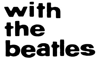 With The Beatles Logo By RingoStarr39