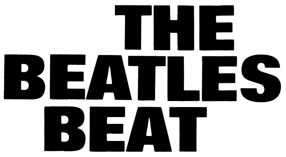 The Beatles Beat Logo By RingoStarr39
