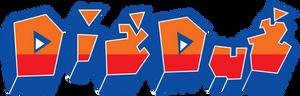 Dig Dug alternate logo