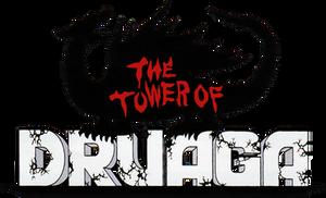 The Tower of Druaga logo