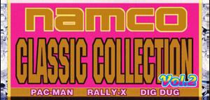 Namco Classic Collection Vol. 2 logo