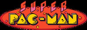 Super Pac-Man logo