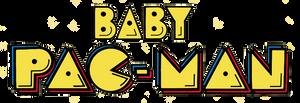 Baby Pac-Man logo