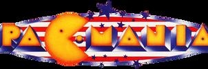 Pac-Mania logo