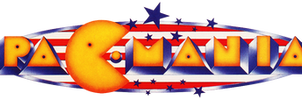 Pac-Mania logo by RingoStarr39
