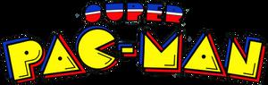 Super Pac-Man logo (US)