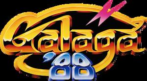Galaga '88 logo