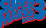 Super Mario Bros. 3 logo