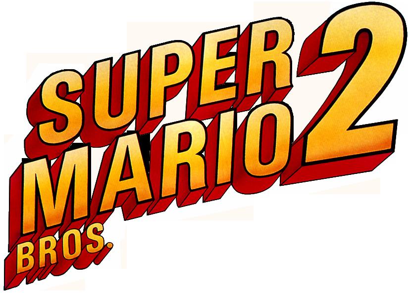 Super Mario Bros 2 Logo By Ringostarr39 On Deviantart