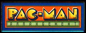 Pac-Man Arrangement alternate logo by RingoStarr39