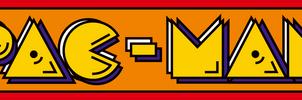 Pac-Man logo by RingoStarr39