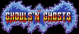 Ghouls 'N Ghosts logo