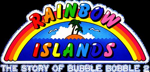 Rainbow Islands: The Story of Bubble Bobble 2 logo by RingoStarr39