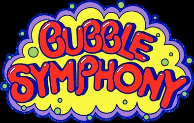 Bubble Symphony logo by RingoStarr39