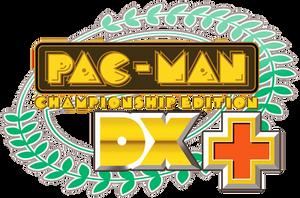 Pac-Man Championship Edition DX+ logo by RingoStarr39