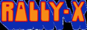 Rally-X alternate logo