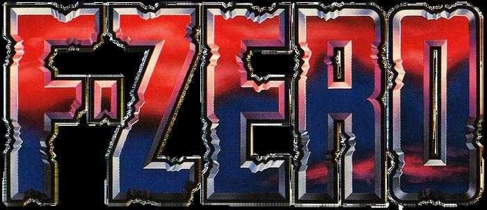 F-Zero logo (Japan)