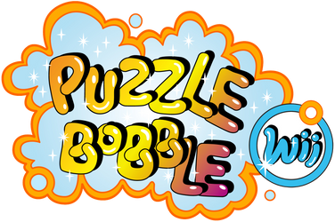 Puzzle Bobble Wii logo by RingoStarr39