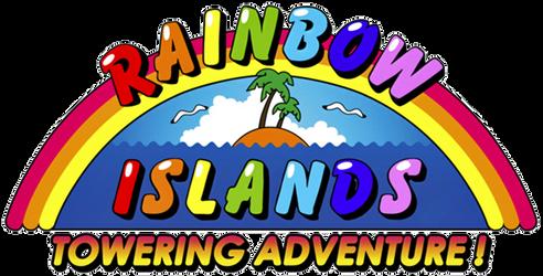 Rainbow Islands: Towering Adventure! logo by RingoStarr39