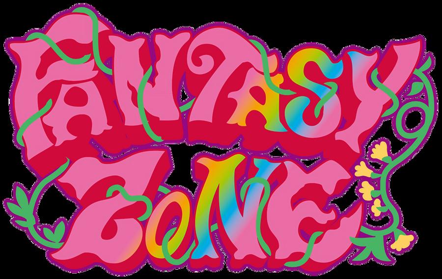 Fantasy Zone logo by RingoStarr39