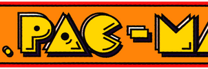 Ms. Pac-Man alternate logo by RingoStarr39