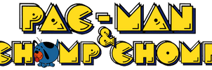 Pac-Man and Chomp Chomp logo by RingoStarr39