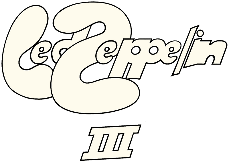 Led Zeppelin III logo by RingoStarr39 on DeviantArt