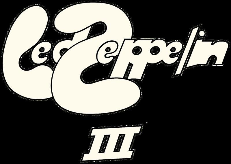 Led Zeppelin Iii Logo By Ringostarr39 On Deviantart