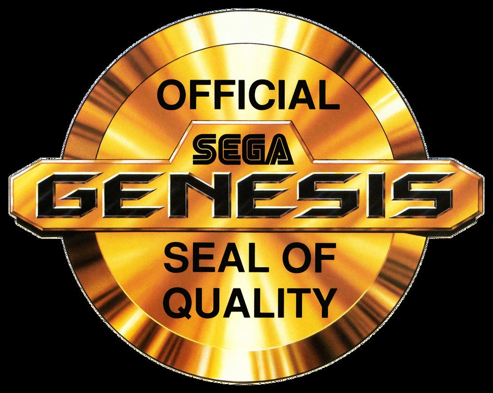 Sega Genesis Seal of Quality logo by RingoStarr39 on ...