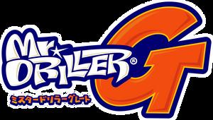 Mr. Driller Great logo (Japan)