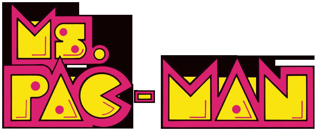pacman logo - photo #28