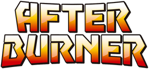 After Burner alternate logo