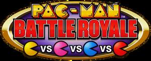 Pac-Man Battle Royale logo