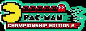 Pac-Man Championship Edition 2 logo