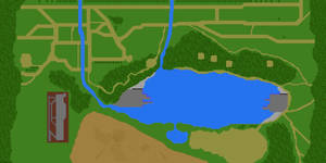 Xevious area map