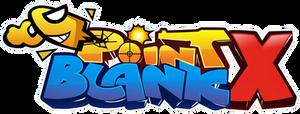 Point Blank X logo by RingoStarr39