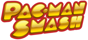 Pac-Man Smash logo