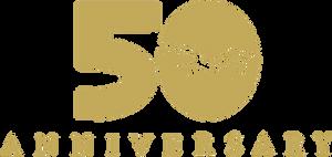 Namco 50th Anniversary logo