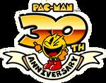 Pac-Man 30th Anniversary logo