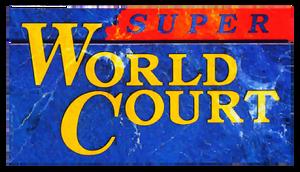 Super World Court logo