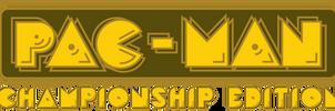Pac-Man Championship Edition logo by RingoStarr39