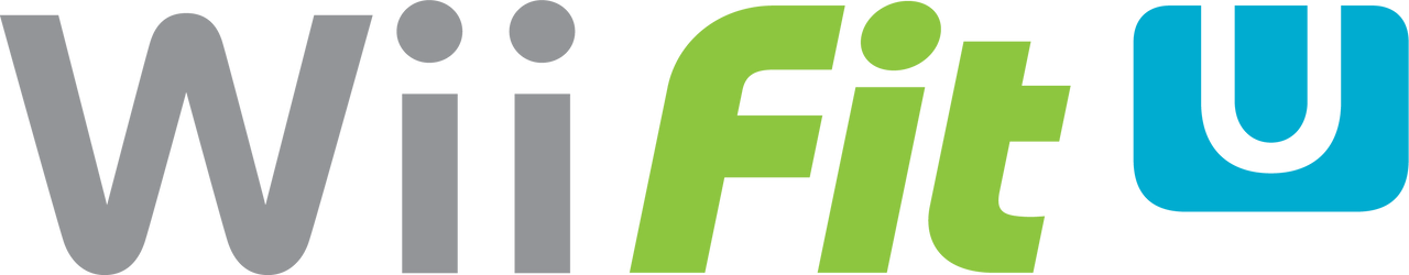 Wii Fit U logo