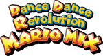 Dance Dance Revolution Mario Mix logo